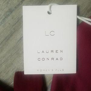 LC Lauren Conrad Tops - BNWT Lauren Conrad top size 2X